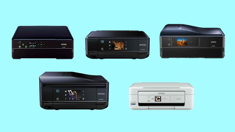 EP-804A、EP-805A、EP-904A/EP-904F、EP-905A/EP-905F、PX-435Aの無線LAN接続の手動設定の手順